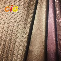 Buy cheap Decorative Soft Guality Polyurethane Pu PVC Leather For Sofa Car Seat Cover product