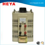 Buy cheap TDGC2-10KW voltage regulator single phase input 110v or220v output 0-250v/variac/variable transformer from wholesalers
