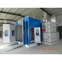 Buy cheap Professional manufacture spray booth from wholesalers