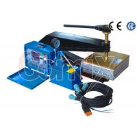 Buy cheap Vulcanizing Press Machine Vulcanized Rubber Belt Hole Repairing Press from wholesalers