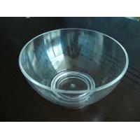 Buy cheap Round Large Acrylic Salad Bowl from wholesalers