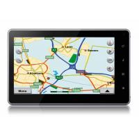 Buy cheap Portable 7 Inch Capacitive Android 2.2 Tablet PC with internal WiFi and Google Map product