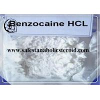 Buy cheap Local Anesthetic Ingredient Benzocaine Hydrochloride 99% High Purity CAS 23239-88-5 from wholesalers