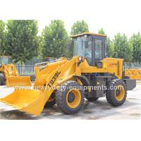 Quality SINOMTP T936L Small Loader 1.8 Tons Loading Capacity With Standard Bucket 0.75-0.95m3 for sale