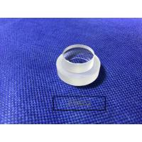 Buy cheap Al2O3 Crystal Materials Step Sapphire Optical Windows With High Thermal Conductivity from wholesalers