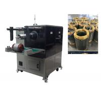 Buy cheap Semi Automatic Coil Winding And Cooper Coil Inserting Machine for Pump / Fan Stator from wholesalers