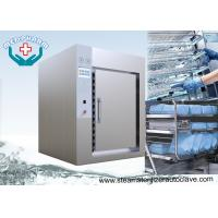 Buy cheap Medium Steam Type Pharmaceutical Autoclave With Pneumatically Operated Process Valves from wholesalers