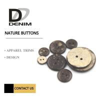 China Natural Coconut 2 /4  Holes Coconut Button Clothing Accessories on sale