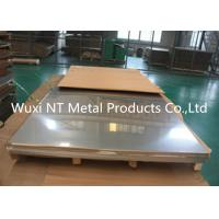 Buy cheap 4x8 ft Polished 304 Stainless Steel Sheet for Countertops / Silver SS Plates With 2B Finish from wholesalers