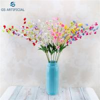 Buy cheap 90cm Artificial Plant Leaves Lily Of The Valley Wedding Ornaments Flower from wholesalers