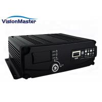 Buy cheap Industrial Level Mobile HD DVR Digital Hard Disk Recorder 4 Channel Car DVR System product