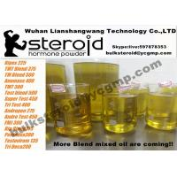 Buy cheap Test Cyp / Cypoject 250 / Testosterone Steroids Cypionate With High Purity from wholesalers