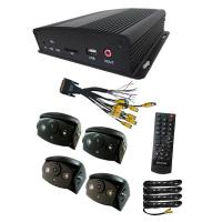 Buy cheap High Resolution School Bus Camera Systems Video Recording With IR product