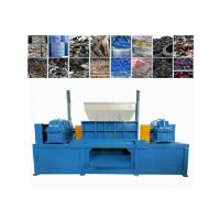 Buy cheap Big Size Plastic Bottle Shredder Machine With 40pcs Knives Customized Color from wholesalers