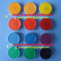 Buy cheap Flip-off vial seals caps 20mm in different color for 20mm crimp finish vials (PCFC002) from wholesalers
