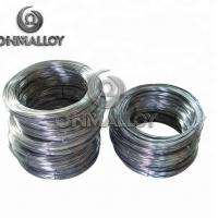 Buy cheap Infrared Heaters High Temperature Wire 0cr21al6 Hydrogen Annealing Treatment from wholesalers