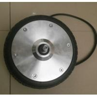 Buy cheap 6 inch BLDC brushless gearless electric scooter hub motor DC motor from wholesalers