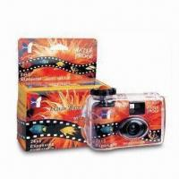 Buy cheap 35mm Disposable Underwater Camera with 3m Maximum Underwater Depth from wholesalers