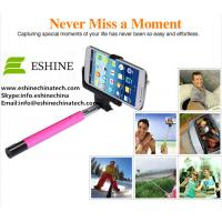 Buy cheap Wholesale Extendable Handheld Wireless Bluetooth Shutter Selfie Monopod from wholesalers