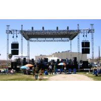 Buy cheap Lighting Truss Screw Truss Apply To Modern Music Show TUV SGS 400*600mm from wholesalers