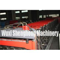 Buy cheap Touch Screen Double Layer Roll Forming Machine , Roof Tiles Making Machine from wholesalers