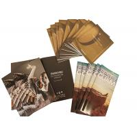 Buy cheap Customized Size and Color Booklets Printing with Coated Art Paper from wholesalers
