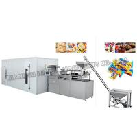Buy cheap High Precision Pastry Making Equipment , Oatmeal Chocolate Manufacturing Machine from wholesalers