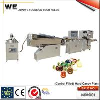 Buy cheap Central Filled Hard Candy Machine (K8019001) from wholesalers