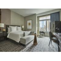 Buy cheap Modern Four Season Hotel Furniture Design With Precise Hardware Customize Size from wholesalers