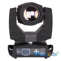 Buy cheap 200W 5R Stage Lighting Equipment Moving Head Light 85℃ Over Heat Protection from wholesalers