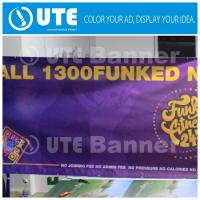 Buy cheap digital banner print outdoor advertising pvc banner frontlit banner from wholesalers