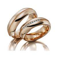 Buy cheap newest design stainless steel couple ring from wholesalers