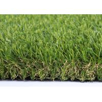 Buy cheap PE Decorative Synthetic Artificial Grass Lead Free 30MM For Window Display from wholesalers