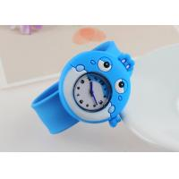 Buy cheap OEM/ODM beautiful animal face soft Vogue watches silicone wrist watches YJ-S02 from wholesalers