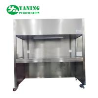 Buy cheap 304SUS Vertical Laminar Airflow Cabinet Durable For Double Person In Clean Room from wholesalers