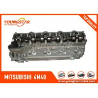 Buy cheap Complete Cylinder Head For MITSUBISHI 4M40 Canter Fe -511 / 711  2.8TD  Pajero	 AMC 908515 product