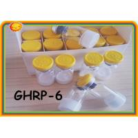 Buy cheap GHRP6 GHRP-6 99% purity Peptides Steroids for Weight Loss Polypetide Hormones 2mg / Vial 87616-84-0 from wholesalers
