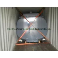 Buy cheap High Strength 17500L Hcl Cargo Hydrochloric Acid Tank For Chemical Truck Body from wholesalers
