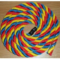 Buy cheap Playground Color Climbing Net Making Polypropylene Rope-12mm Rope from wholesalers