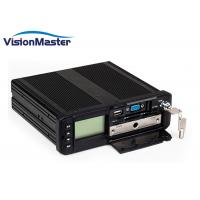Buy cheap PAL/NTSC Signal Hd Video Security Dvr 8CH 1080p GPS WIFI 4G G Sensor For Car BUS from wholesalers