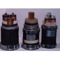 Buy cheap 800mm2 Compact Circular Stranded High Voltage Power Cables Corrugated Cable Sheath from wholesalers