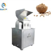 Buy cheap 1 To 5 Mm Grain Crusher Machine , Chickpea Granules Ginseng Root Grinder Machine from wholesalers