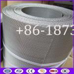 Buy cheap 18X160 mesh 130mm width x 10m length reverse dutch weave filter screen belt from wholesalers