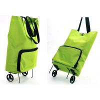 Buy cheap Household Foldable Trolley Shopping Bag Reusable from wholesalers