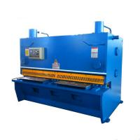 Buy cheap 30 X 6000mm Electrical Metal Shearing And Cutting MachinesWith 3 Times / Min from wholesalers
