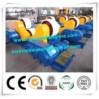 Buy cheap 80T PU Welding Rotator For Pipe Engineering , Welding Turning Rolls With PU Wheel from wholesalers