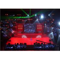 Buy cheap Die casting aluminum Indoor Full Color LED Display SMD p3.9 p4.8 p5.2 p6.25 from wholesalers