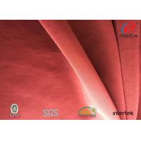 Buy cheap Soft Blue Dyed Sports Jersey Mesh Fabric , Coral 100% Polyester Eyelet Fabric from wholesalers