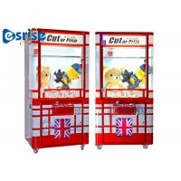 Buy cheap Coin Operated Doll Grabbing Machine Multiple Use High Speed Response from wholesalers