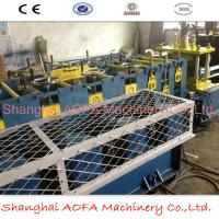 Buy cheap Metal furring channel making machine stud and track roll forming machine from wholesalers